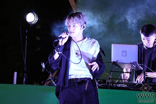 【動画】SKY-HIが東京ポートシティー竹芝で切れ味抜群のラップを披露!<TAKESHIBA SMARTCITY FES>