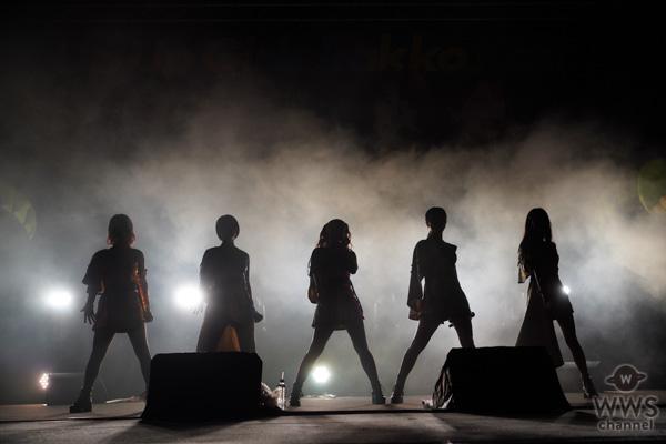 【ライブレポート】アップアップガールズ(仮)、現体制最後のビッグマッチ『 ENDLESS SUMMER in 日比谷野音』を開催!