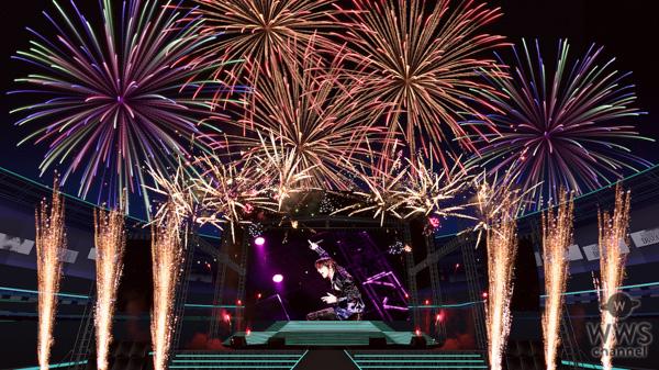 """氷室京介還暦特報!「KYOSUKE HIMURO 60th ANNIVERSARY ONLINE HANABI LIVE """"DISTANCE""""」オンラインイベント開催決定!"""