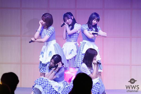 """AKB48の""""ふんわり癒し系""""新ユニット「HONEY HARMONY」(ハニハモ)が初のカフェイベントを実施!"""