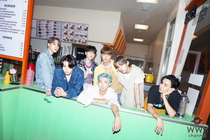 BTS、韓国アーティスト初米'Billboard200'、'HOT100'同時獲得!