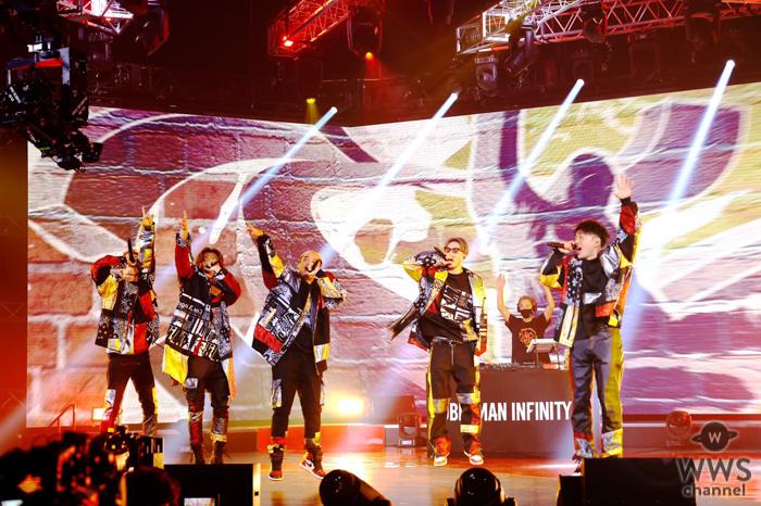 DOBERMAN INFINITYが繰り広げるパーティーステージ!『LIVE×ONLINE IMAGINATION』4日目に登場!