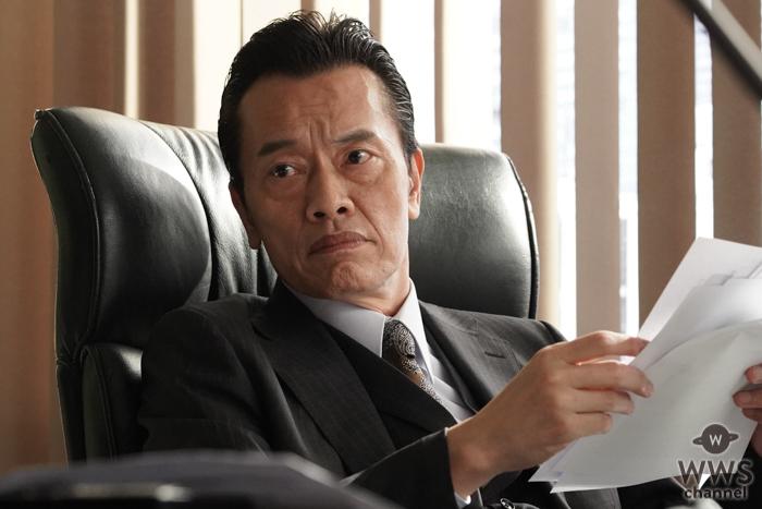遠藤憲一「魅力あるワルを意識」、久々の悪役を演じる心境明かす 玉木宏、高橋一生らに憧れも?