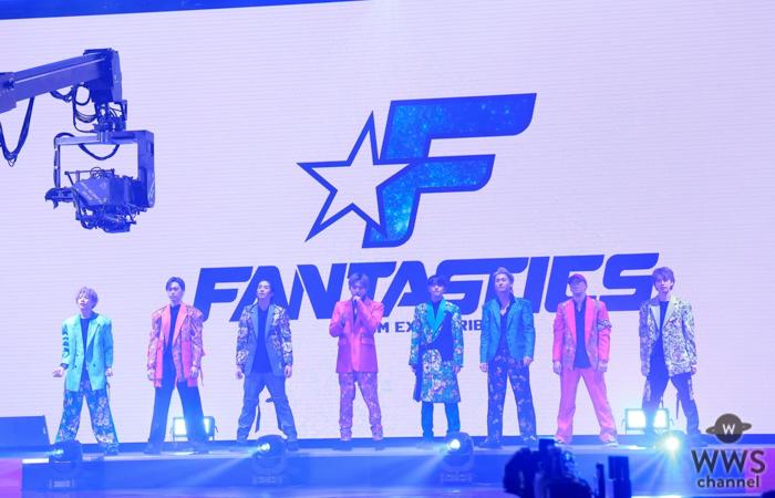 FANTASTICS、サプライズ満載のライブステージで圧巻のパフォーマンス!『LIVE×ONLINE IMAGINATION』6日目に登場!!