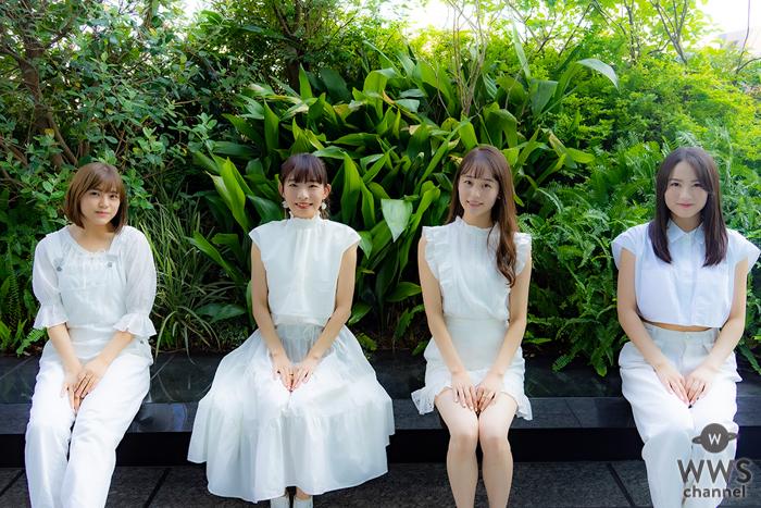 原宿ステージA、3年ぶりの新曲は島袋寛子がプロデュース