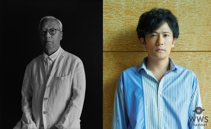 """稲垣吾郎、""""今一番会いたい人""""現代美術作家・杉本博司が生登場!<『THE TRAD』>"""
