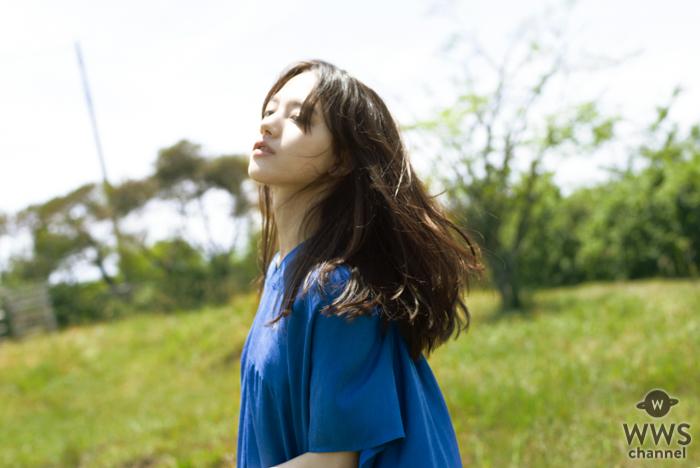 清原果耶、新作カップリング曲でコンテンポラリーダンスを披露