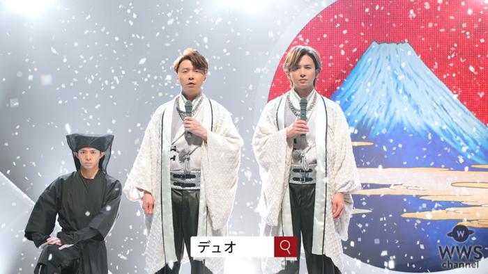 KinKi Kids扮する人気デュオ「デュオ本兄弟」が演歌披露の新CM放送開始!