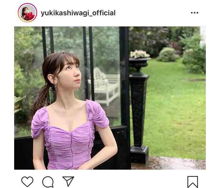 AKB48 柏木由紀、雨女ぶりが健在の撮影エピソード明かす