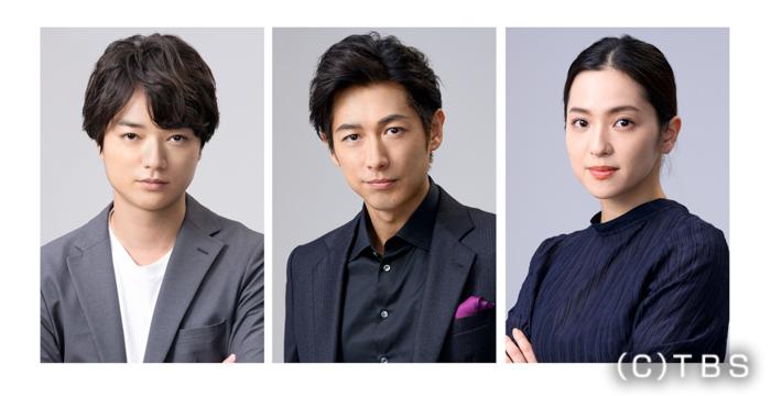 ディーン・フジオカ、染谷将太、中村アンの出演が明らかに!妻夫木聡主演ドラマ『危険なビーナス』10月放送