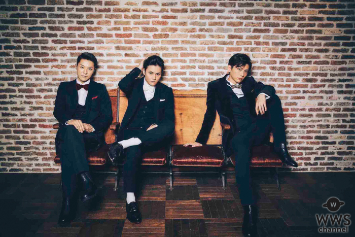Lead、ニューシングル『Tuxedo〜タキシード〜』先行配信スタート!MVはDA PUMP TOMOが振付!