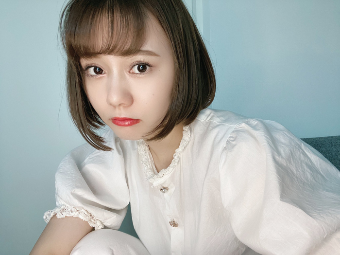"SKE48 松本慈子、""大好きな人""と選んだピアス披露!「世界一可愛い」「誰と一緒に選んだのー?」"