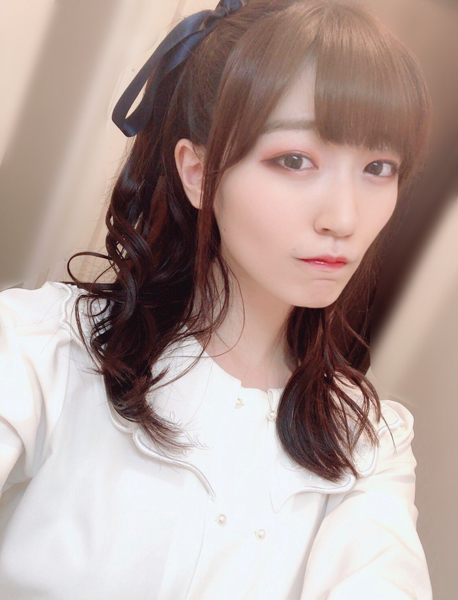 前島亜美、自身の地雷メイク姿に「恥ずかしい」と赤面 ファンからは「破壊力高すぎます」と大絶賛!!