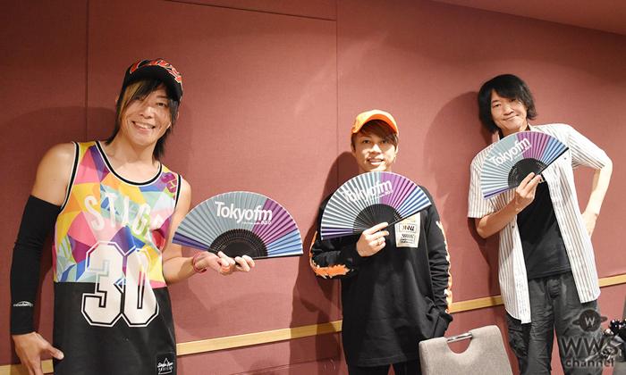 西川貴教がスペシャルゲストで登場!GRANRODEOのラジオ番組で明かす「イナズマロック フェス」の裏側