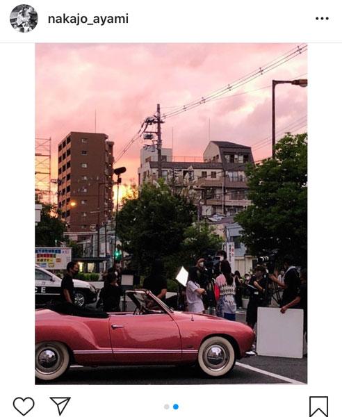 中条あやみ、主演ドラマ『閻魔堂沙羅の推理奇譚』がクランクアップ!放送日までにオフショットも公開か?
