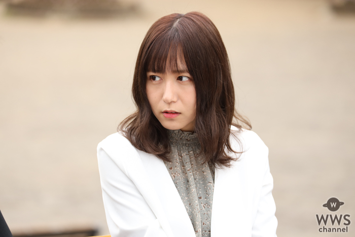 大場美奈が川島海荷&白洲迅W主演ドラマ『僕らは恋がヘタすぎる』にゲスト出演決定!