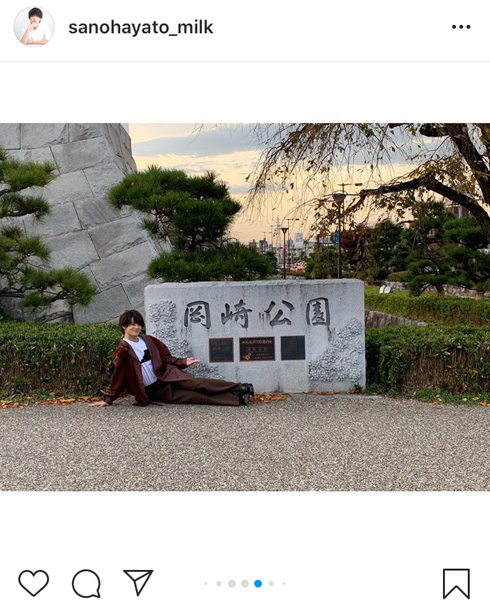 M!LK 佐野勇斗、カレンダー発売記念イベントの開催が決定!「たくさん相談させて頂き、オンラインという形で」