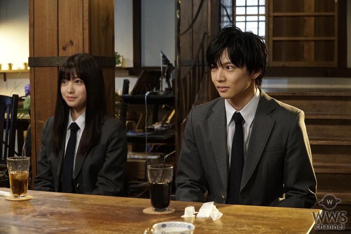 佐藤大樹&橋本環奈、小説を共作する『小説の神様』新場面写真が公開!