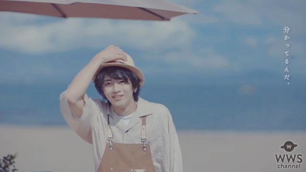saji、アルバムリード曲『三角の恋』MVに傳谷英里香、飯島寛騎が出演