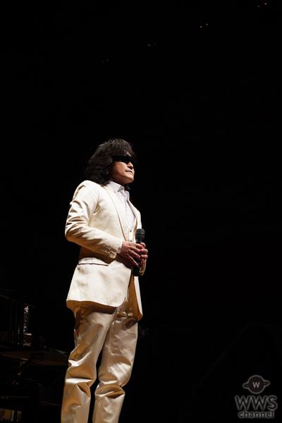 龍玄とし(Toshl)、観客一人のために届けた歌声「今しかできない、今だからこそやってみたい」
