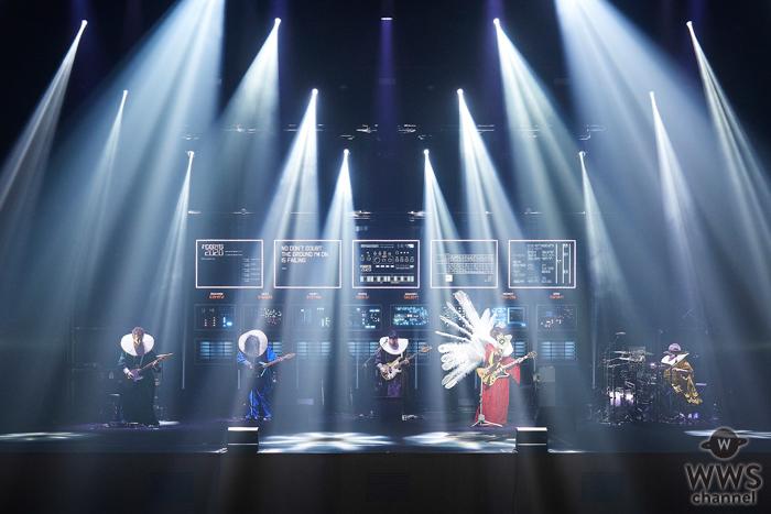 東京事変、最新配信ライブ「Live Tour 2O2O ニュースフラッシュ」WOWOWで独占放送決定