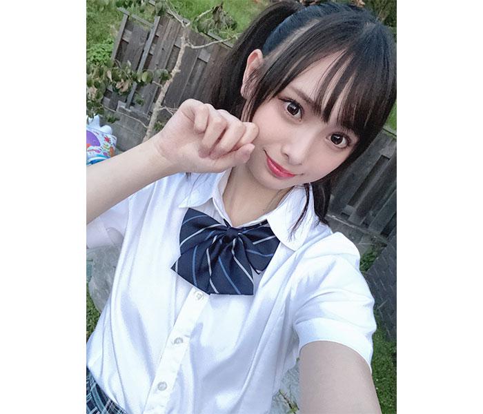 NMB48 梅山恋和、夏の制服姿に歓喜の声「これを見たくて生きてきた!!!」