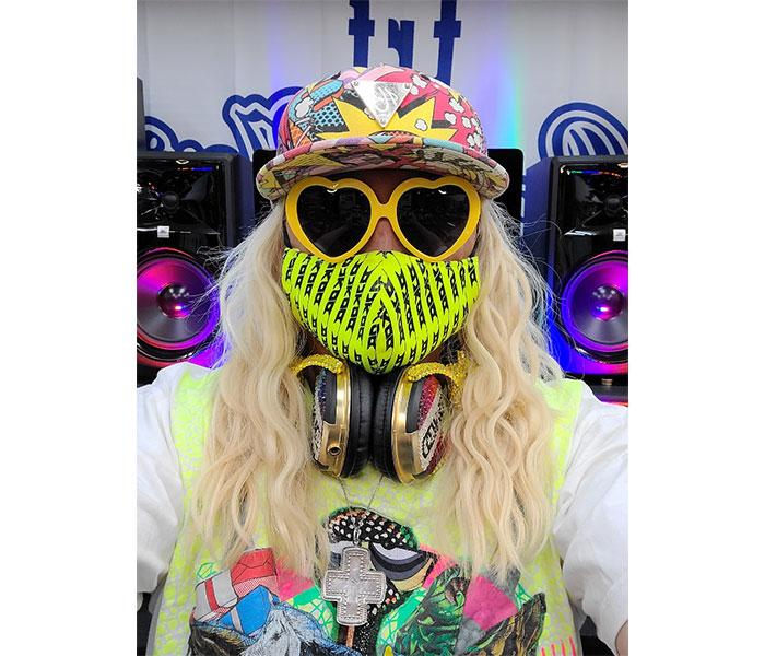 DJ KOO、「オリジナルマスク、グッズ化してみたいDO DANCE!!」にファンから「欲しいDO DANCE!!」