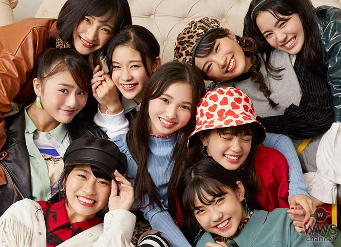 Girls²最新曲「#キズナプラス」が原宿竹下通り初の公式イメージソングに大抜擢!!