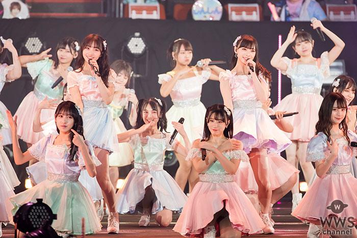 【ライブレポート】NMB48の次世代を担う5期から7期生による全力パフォーマンス!<NMB48 次世代コンサート 〜難波しか勝たん!〜>