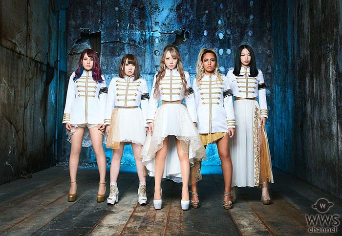 日本人メタル・バンドとしてシーンを席巻するLOVEBITES