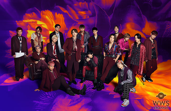 THE RAMPAGE from EXILE TRIBE 新曲「MY PRAYER」本日配信スタート!!
