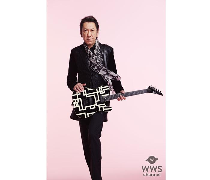 布袋寅泰、Gメッセ群馬にて40本のギターが展示される企画展