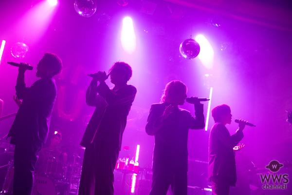 BuZZ、初のオンラインワンマンで新曲「Sun and Love」をサプライズ初披露。