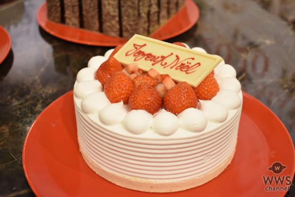 ホテルニューオータニの2020年クリスマスケーキをえみみん(大久保瑛美)がレポート!あの大人気ケーキが今年もクリスマスver.に!