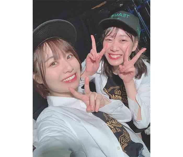 SKE48 青木詩織と井田玲音名、綱渡りで駆け抜けた公演の裏側<SKE48公演一挙披露祭>