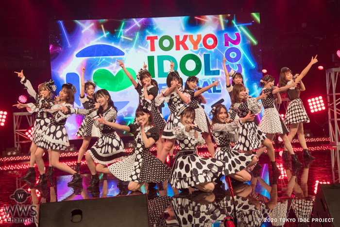 """【ライブレポート】AKB48が""""攻め""""のセットリストで『TIFオンライン2020』最終日のステージに登場!"""