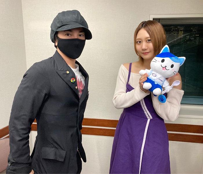 SKE48 古畑奈和がパーソナリティの『10月のお楽しみ』、ゲストに武田真治が登場!