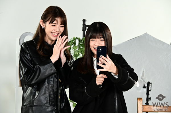 景井ひな&鈴木ゆうかがテレビ初MC!最新のガールズトピックを紹介<カバーガールTVネクスト>