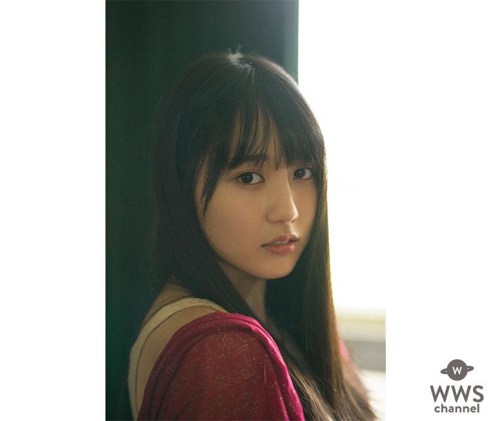 乃木坂46 賀喜遥香が「blt graph. 」初登場で、アイドルを超えたオーラ放つポートレートを披露
