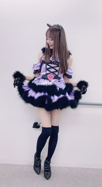 SKE48 野島樺乃「今日だけだよ」。小悪魔衣装と圧倒的美声のギャップに「尊すぎる」
