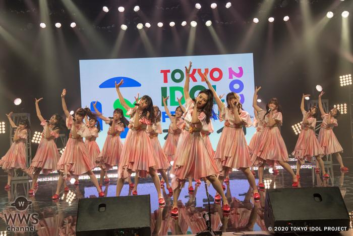 【ライブレポート】NGT48、新曲『シャーベットピンク』を引っさげ初日「HOT STAGE」に登場!<TIFオンライン2020>