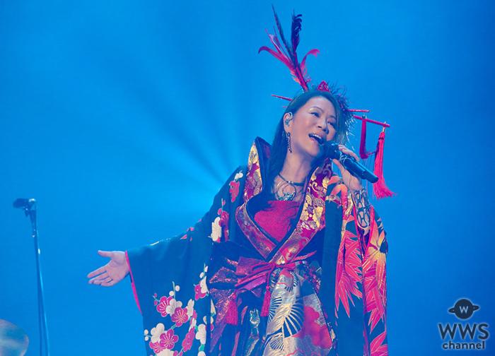 大黒摩季、有観客で全国14都市巡るライブツアーをスタート!