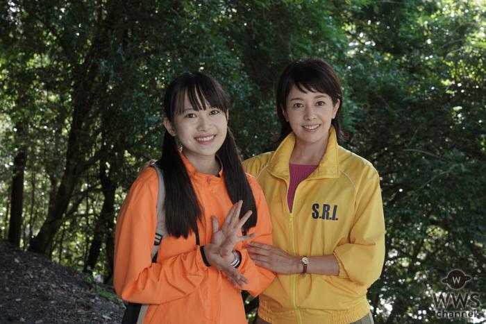 BEYOOOOONDS 里吉うたの、憧れの『科捜研の女』でドラマデビュー!