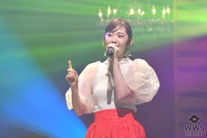 鈴木愛理、ヒットナンバー『Break it down』を生歌唱!<神戸コレクション ザ ニューリアリティー>