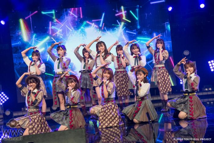 【ライブレポート】AKB48 チーム8が『君と虹と太陽と』歌唱!無観客の会場に虹の橋を掛ける!<TIFオンライン2020>