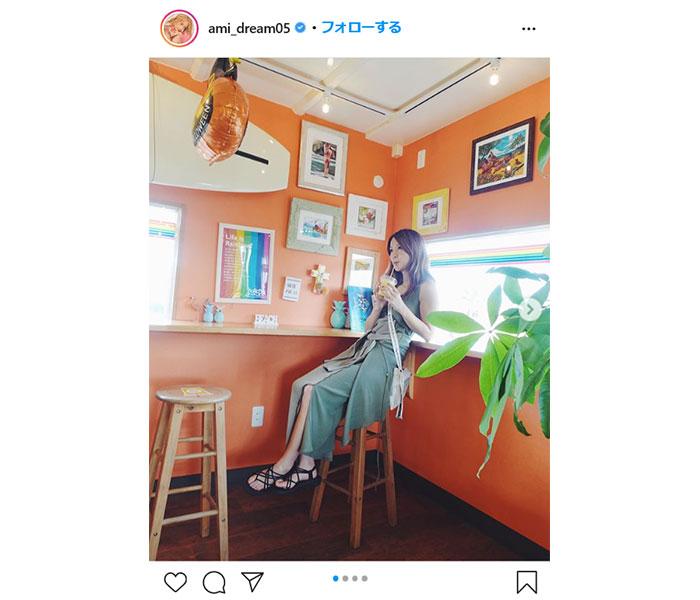 Dream Ami、宮古島旅行写真を公開 「amiちゃんもヤギさんも可愛い〜」「どれもお宝だから、頑張って」