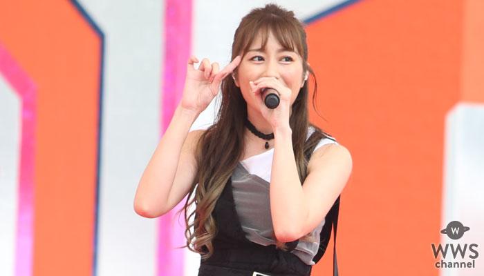 佐々木彩夏 (ももいろクローバーZ)が最終日、SMILE GARDENに登場!<TIFオンライン2020>