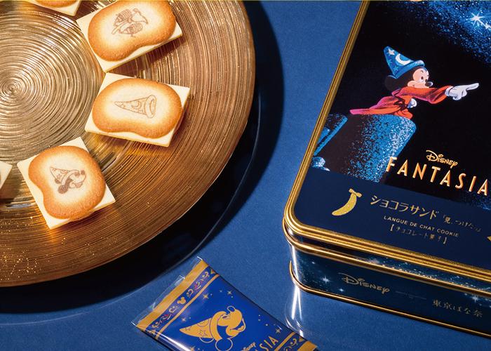 東京ばな奈とディズニーが贈る<ミッキーマウス>の新作スイーツ