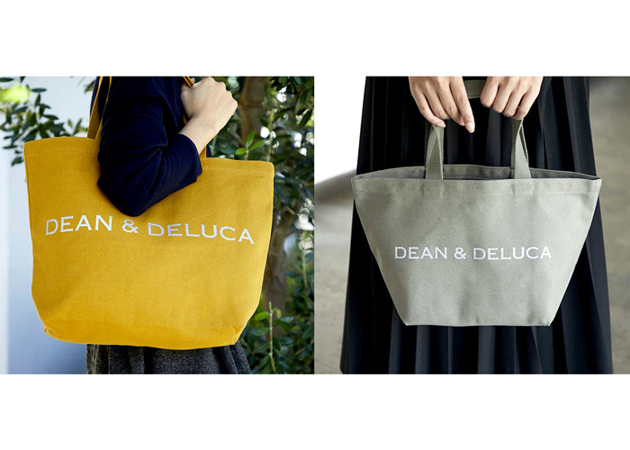 【DEAN & DELUCA】チャリティトートバッグ