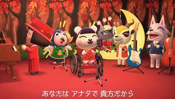 SHISEIDOが、あつ森ユーザーと作り上げたスペシャルムービーが完成